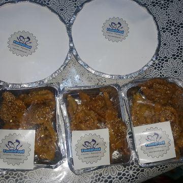 حلوى الشباكية التقليدية