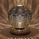 Lampe boule 25 cm
