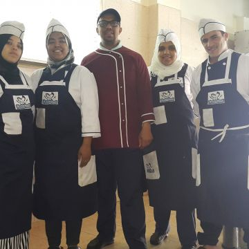 تكوين تطبيقي في الطبخ .Formation pratique en cuisine